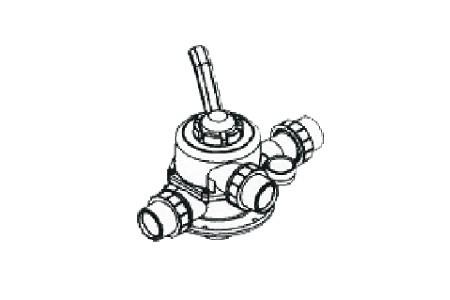 Válvula Seletora DFR Completa