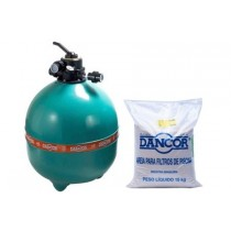 Filtro Para Piscina DFR-24